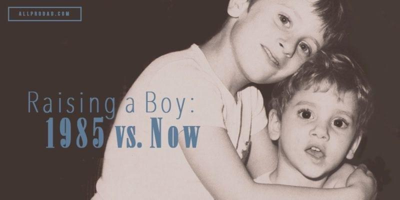 raising a boy