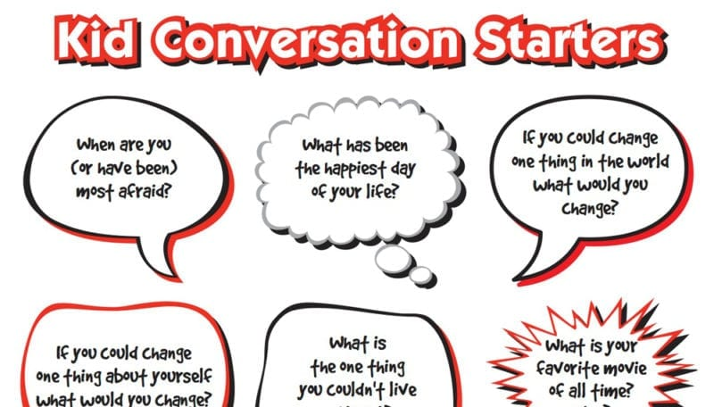 Funny conversation starters online dating