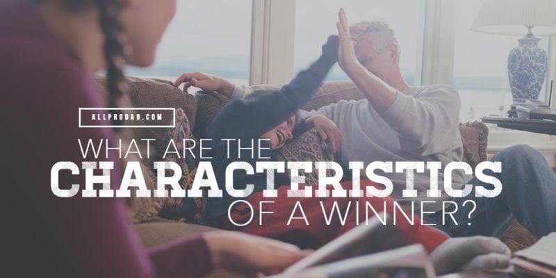winner characteristics