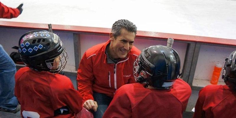 sports coach