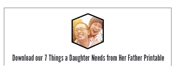 daughter needs