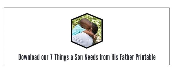 son needs