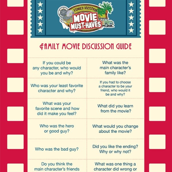 family movie guide