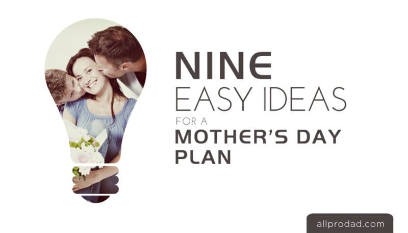 mothers day plan