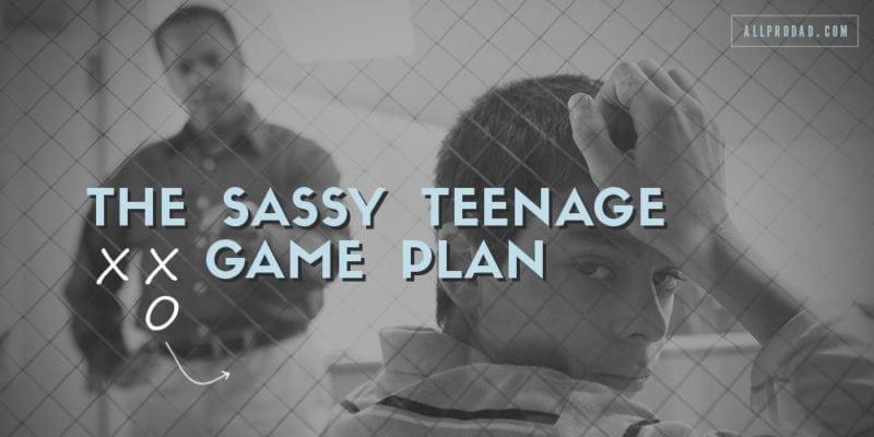 sassy teenagers