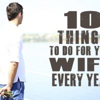 things to do for your wife
