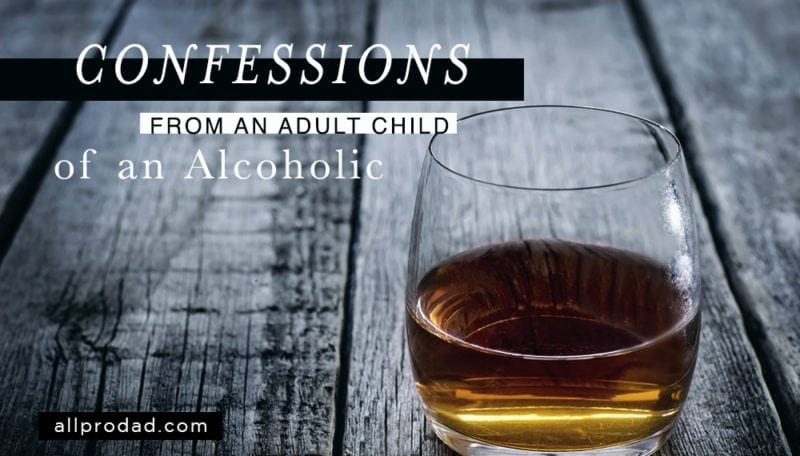 child of an alcoholic