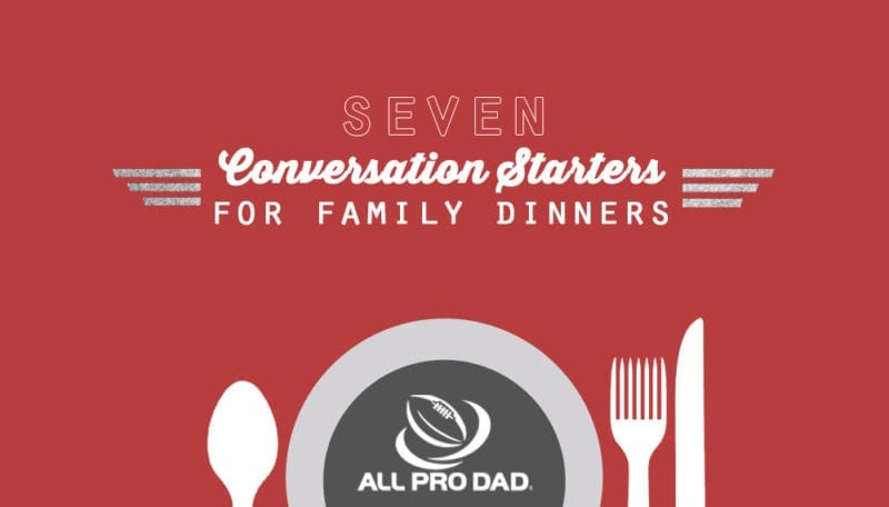 conversation starters for family