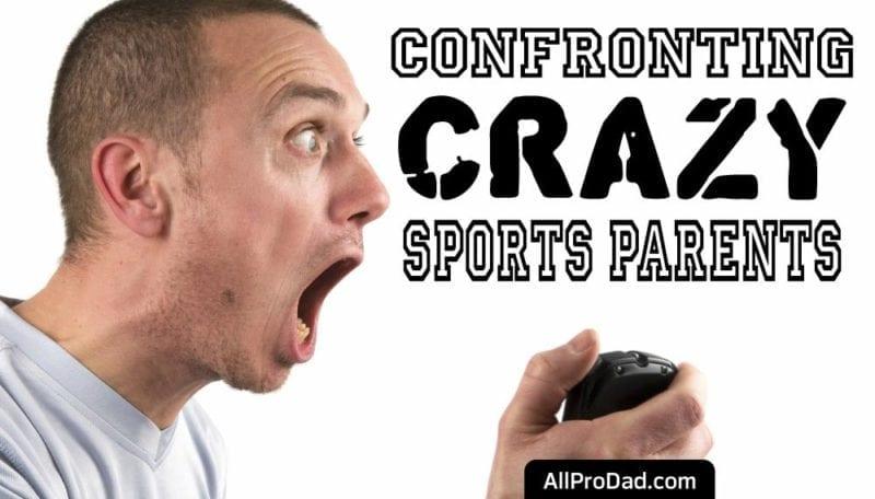 crazy sports parents