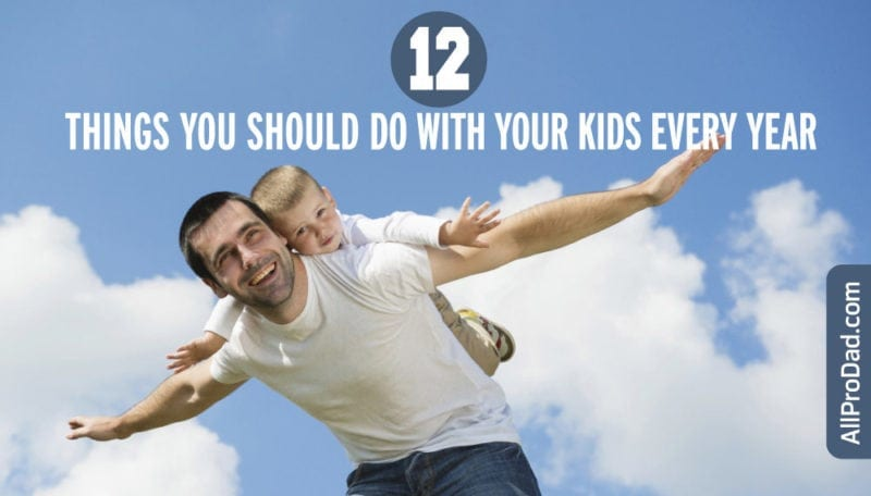 things you should do with your kids