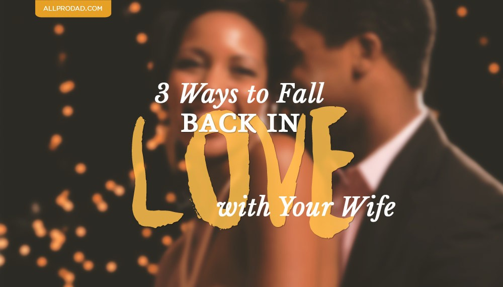 fall back in love