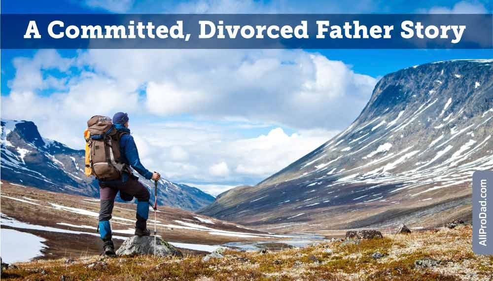 divorced father