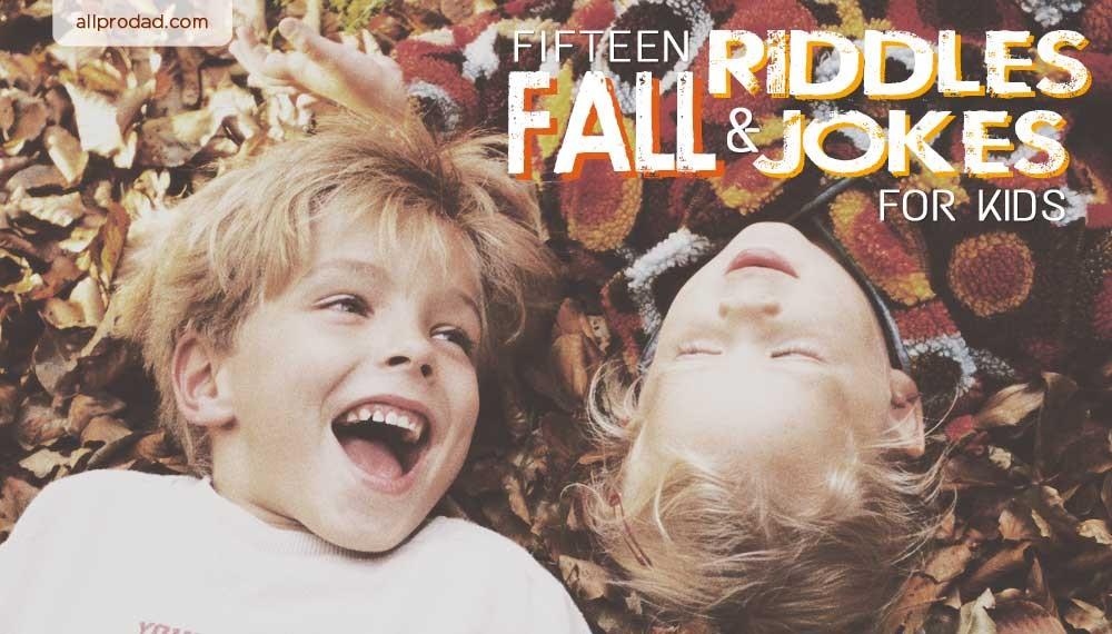 fall riddles