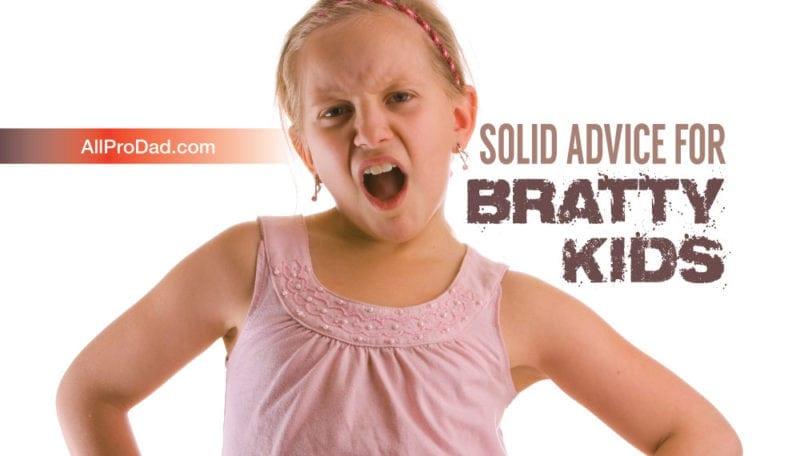 bratty kids