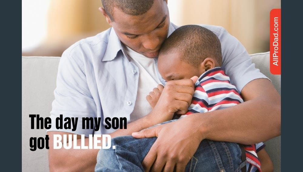 my son got bullied