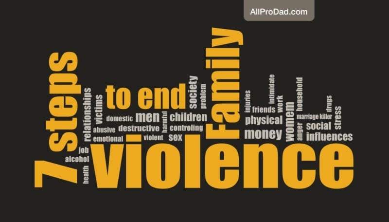 steps to end family violence