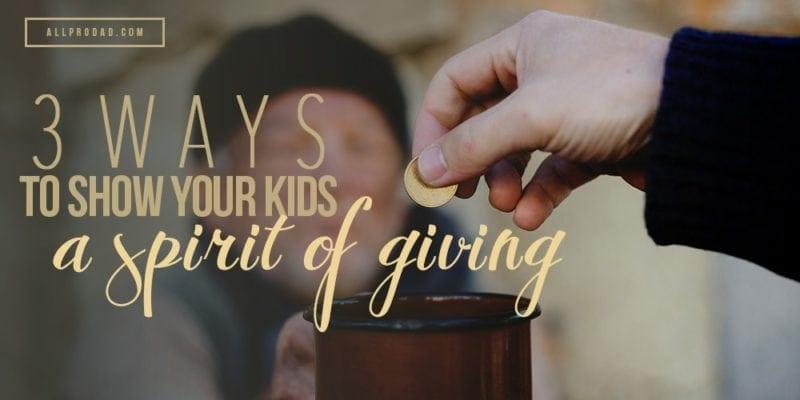 spirit of giving