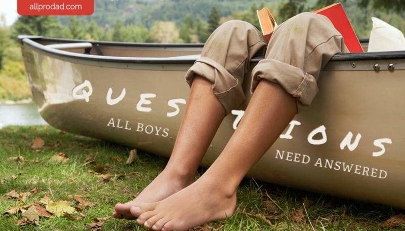 all boys need