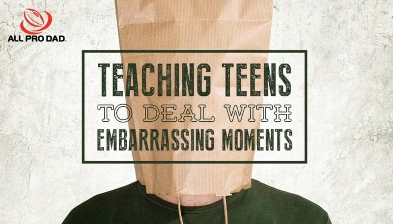 embarrassing moments