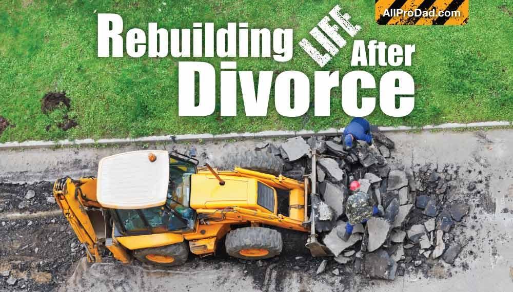 Adjusting to single life after divorce