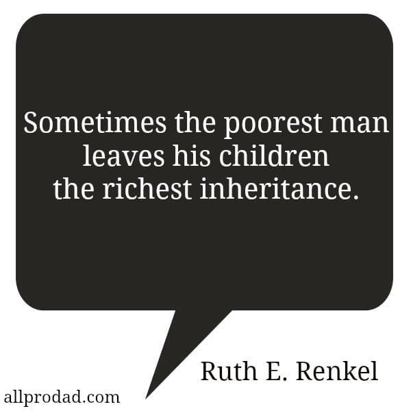 richest inheritence