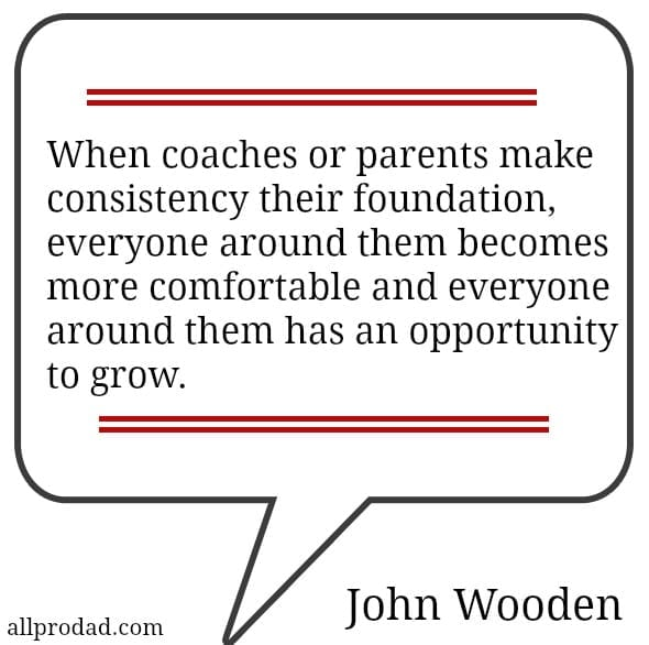 opportunity to grow john wooden quote