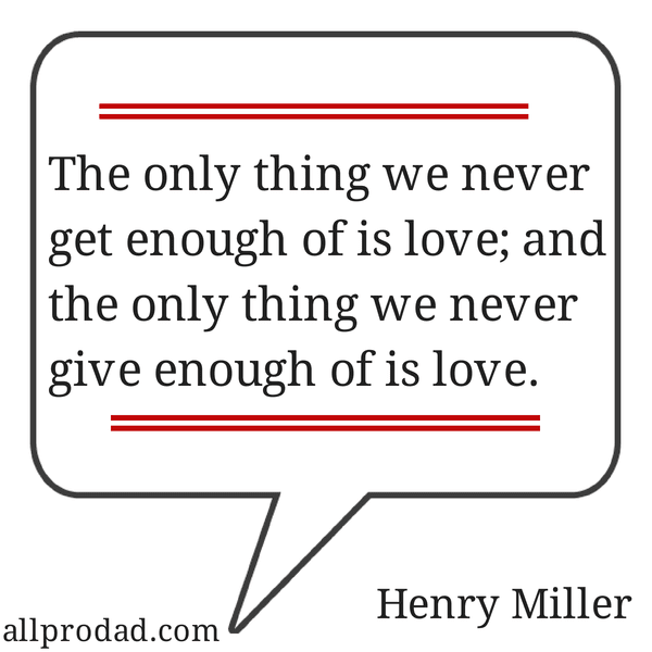 henry miller love quote