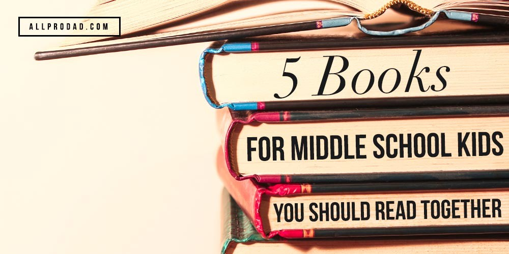 books for middle school