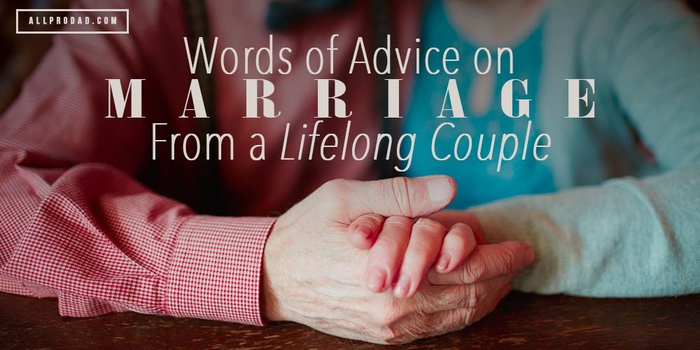 Words Of Advice On Marriage From A Lifelong Couple