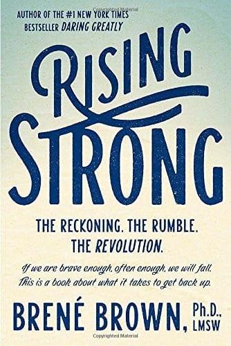 rising strong book