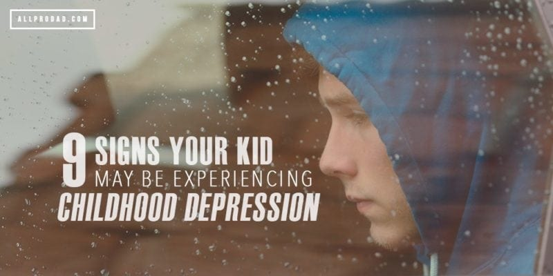childhood depression