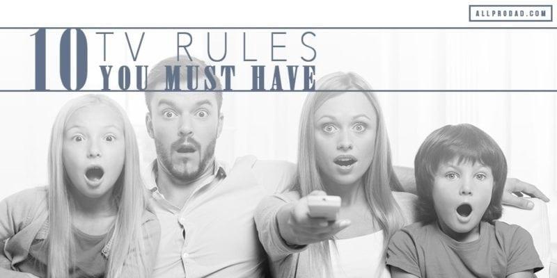 tv rules