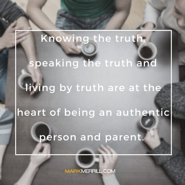 authentic person quote