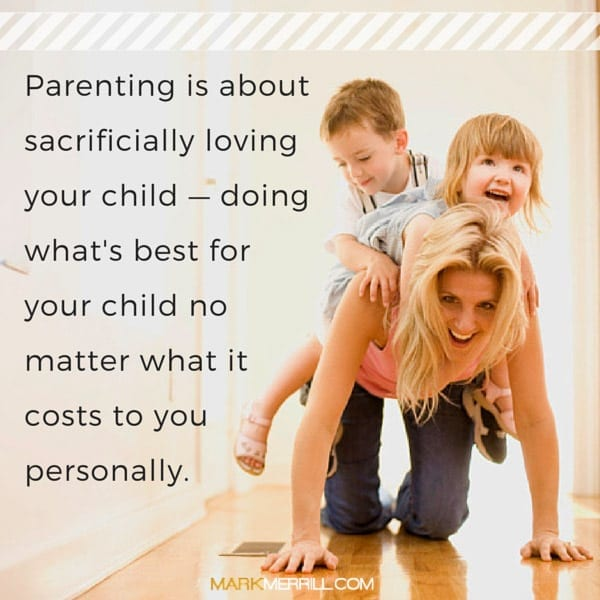 do what best parenting quote