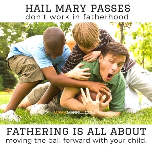 fathering is about quote