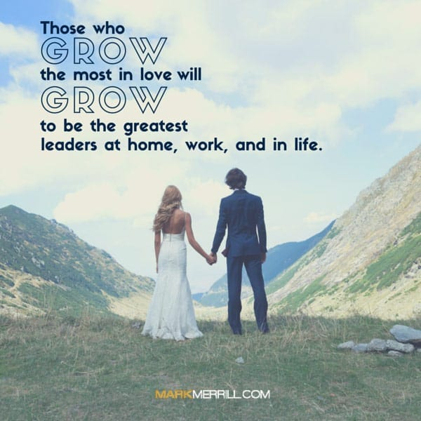 grow in love quote