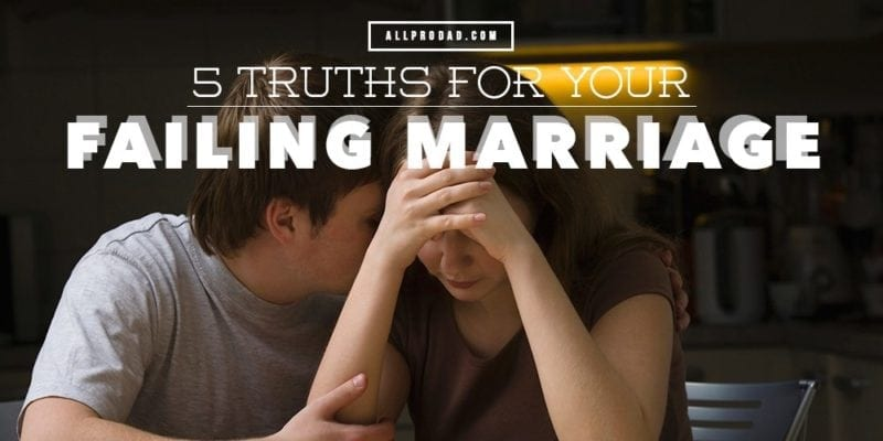 failing marriage
