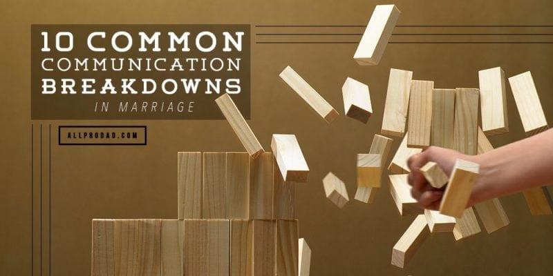 communication breakdows