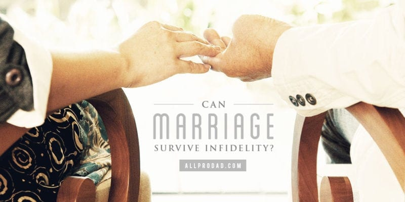 Can a marriage really survive infidelity