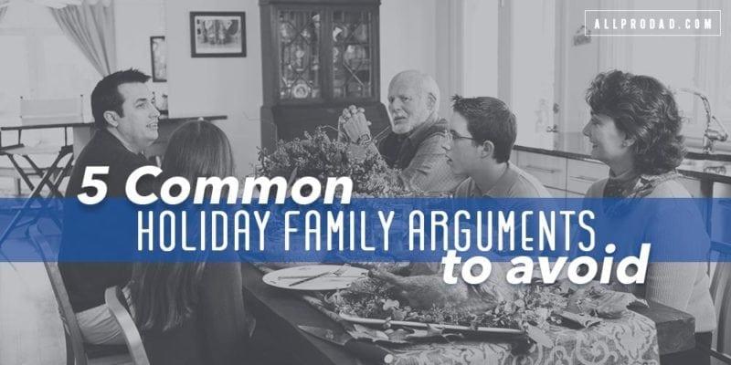 common arguements