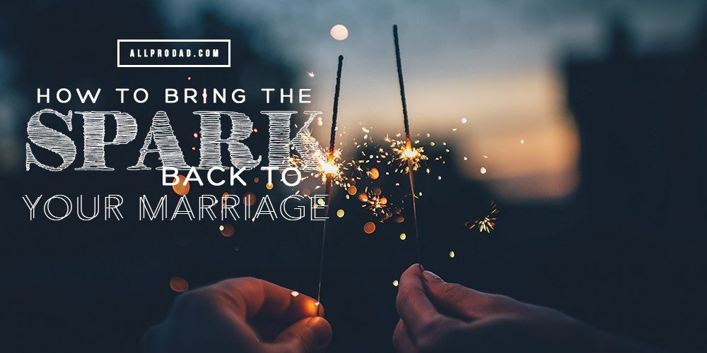 how to bring the spark back