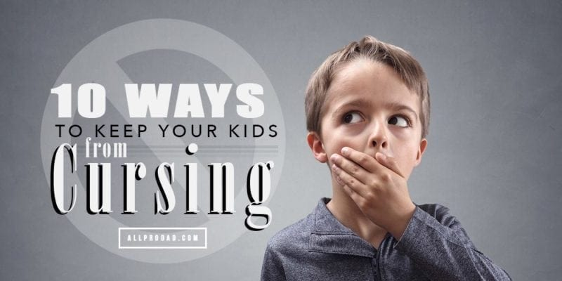 how to stop cursing