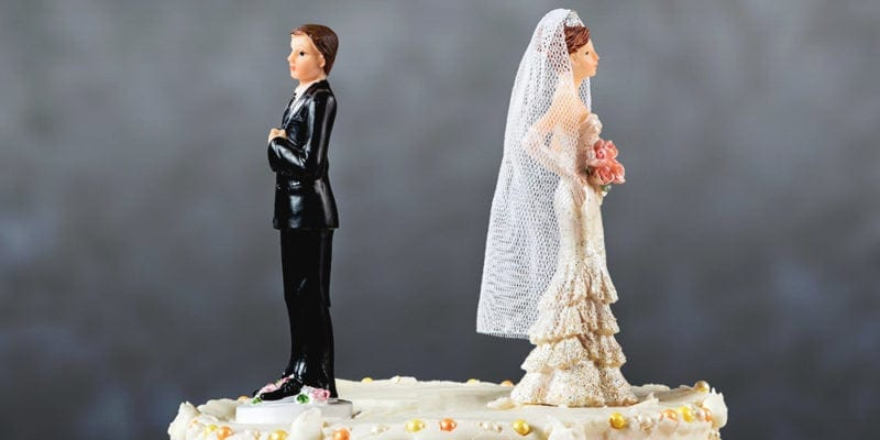 reasons marriages fail