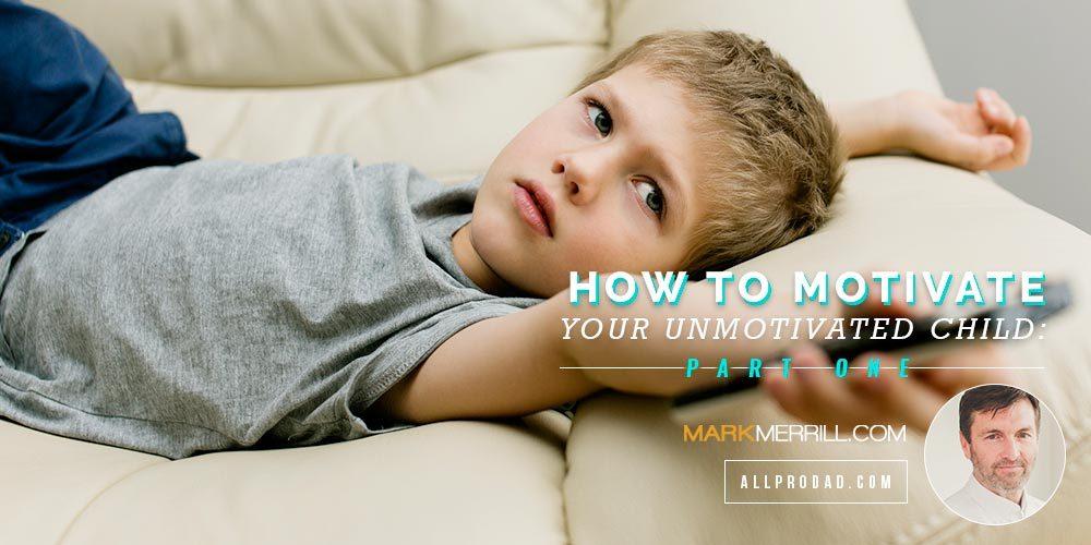 unmotivated child