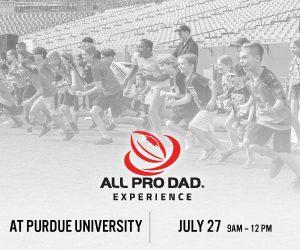 All Pro Dad Purdue
