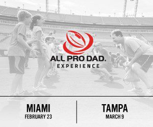 All Pro Dad Florida Events