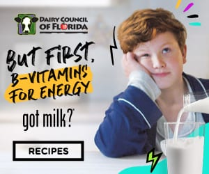 dairy council sidebar