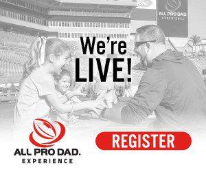 IU All Pro Dad