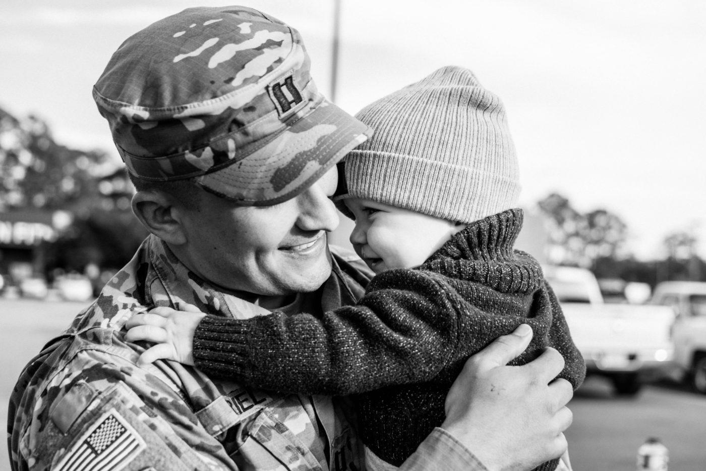courageous fatherhood