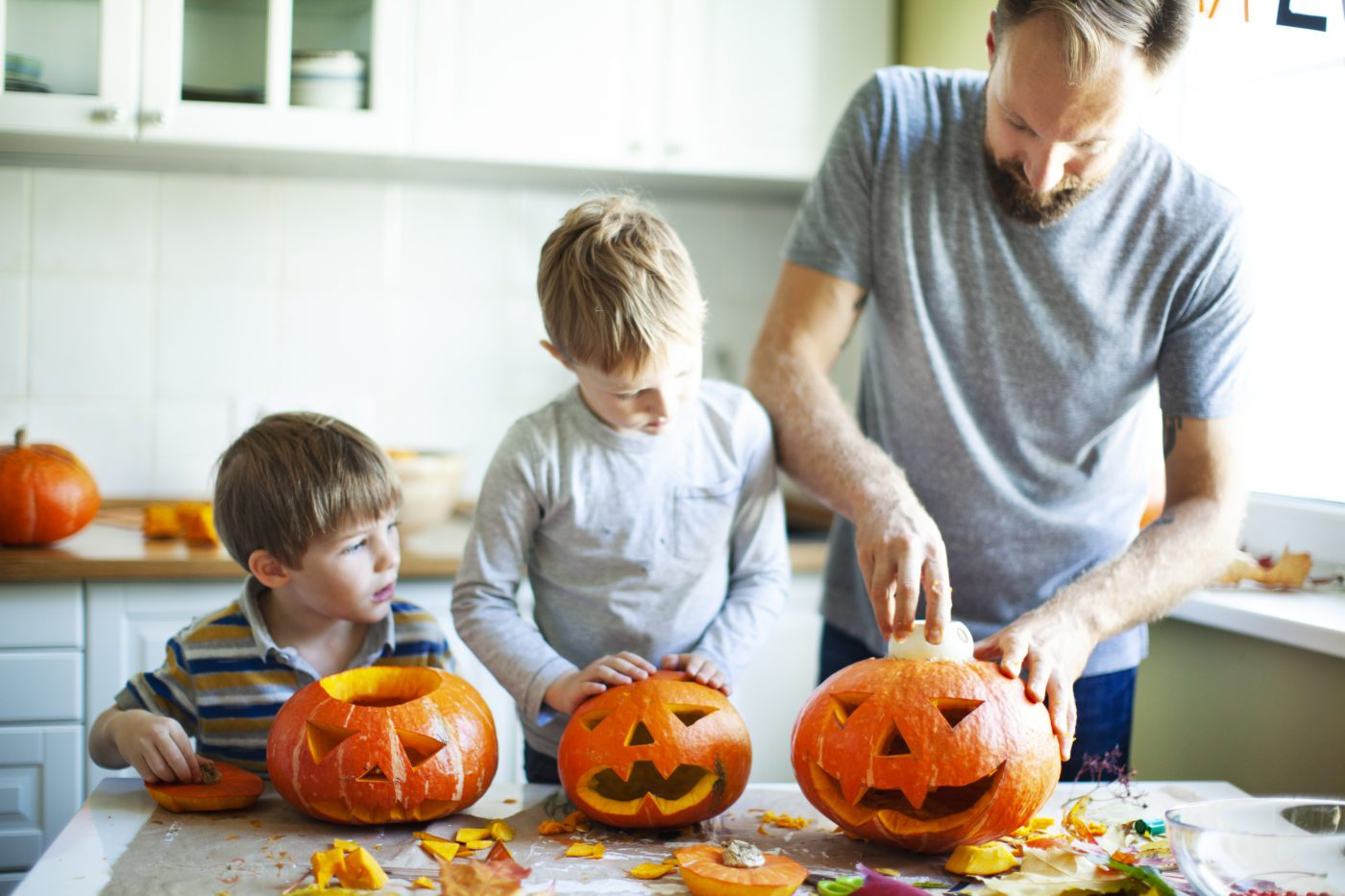 simple halloween ideas